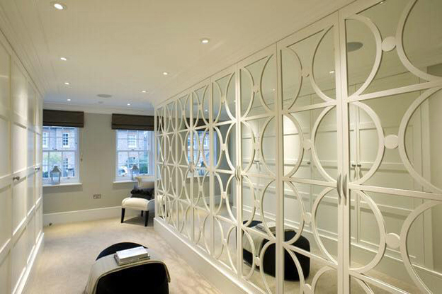 Fretwork Panels for Wardrobe